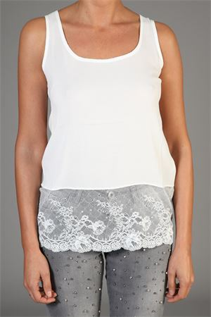 Top Lab by Anna Rachele lab anna rachele | 30000021 | CY020542BIANCO