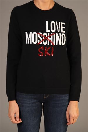 love MOSCHINO | 30000055 | WSG3111X1238NERO