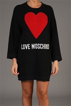 love MOSCHINO | 30000047 | WSR2411X0683NERO