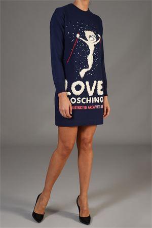 Abito Love Moschino. love MOSCHINO | 30000047 | WSR3611X0814BLU