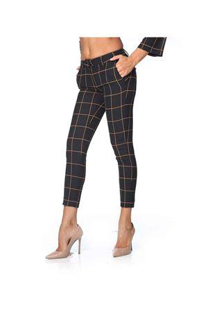 Pantalone Space Style Concept. space style concept | 9 | SMPAR03NERO+CAMMELLO