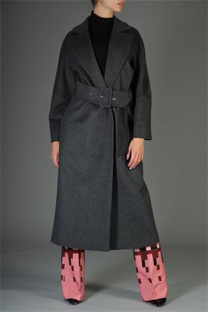 Cappotto Annie P. Annie P | 30000060 | CHERYANTRACITE