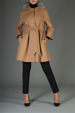 Cappotto Annie P Annie P | 30000060 | MORENACAMMELLO
