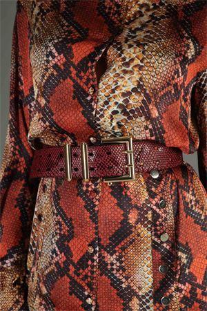 Cintura Argento Antico. argento antico | 1150725254 | AA1377BORDEAUX