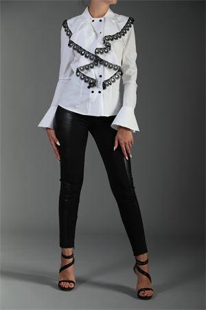 Camicia W Les Femmes. Babylon | 30000021 | S00382BIANCO