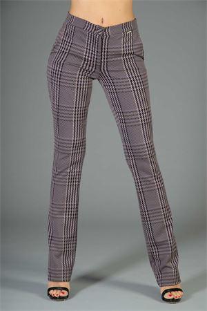 Pantalone Parosh Cristinaeffe. CRISTINAEFFE | 30000048 | PAROSH GALVIOLA/NERO