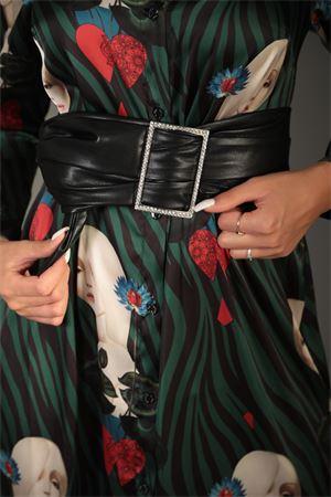 Cintura Simona Corsellini. simona corsellini | 1150725254 | CMCI001NERO