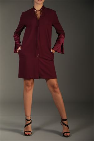 Abito Space Simona Corsellini space simona corsellini | 30000047 | MAB038BURGUNDY