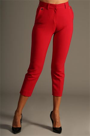 Pantalone Space Style Concept. space style concept | 30000048 | MPAR08ROSSO ARDENTE