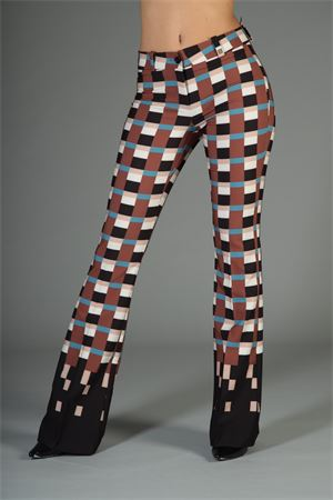 Pantalone Try Me. TRY ME | 30000048 | 2363/44STQUADRO AZZURRO