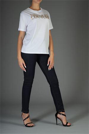 versace jeans couture | 30000055 | B2HUB7K4BIANCO
