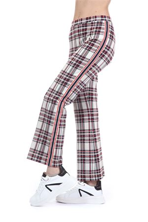 Pantalone 1 One. 1 One | 30000048 | J-0025BLU/ROSSO