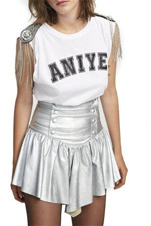T-shirt Aniye By. Aniye By | 30000055 | 131265BIANCO