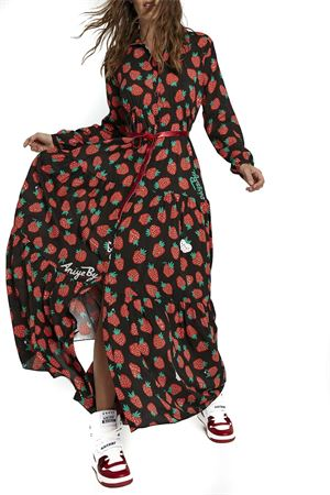 Abito Tula Aniye By | 30000047 | 185729BLACK BERRY