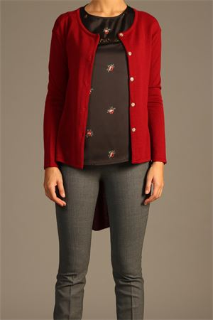 Cardigan Space Style Concept. Cristinaeffe | 30000055 | POLLYBRIEQUE