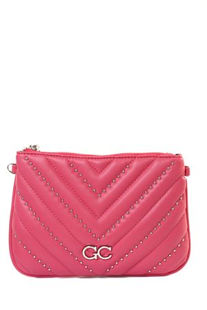 Pochette con borchie Gio Cellini | 734712255 | MM028FUCSIA