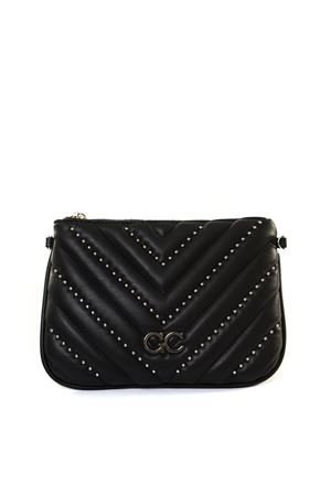 Pochette con borchie Gio Cellini | 734712255 | MM028NERO