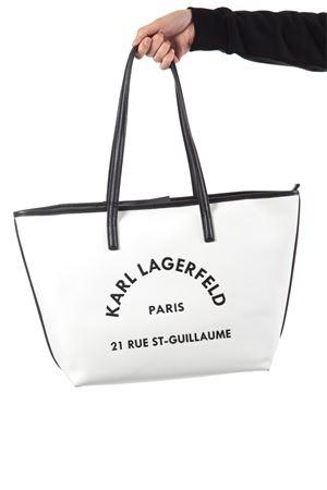 karl Lagerfeld | 31 | 205W3084BIANCO