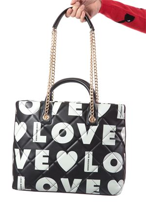 Borsa Love Moschino. Love Moschino | 31 | JCA4294BIANCO NERO