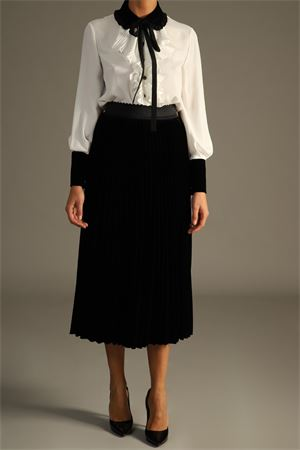 Camicia Maria Grazia Severi White. Maria Grazia Severi White | 30000021 | 02012972BIANCO