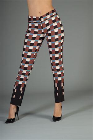 Pantalone Try Me. Try Me | 30000048 | 214/Y44STQUADRO AZZURRO