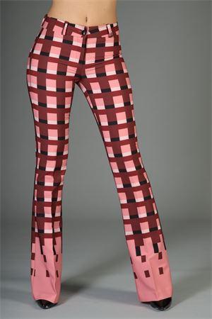 Pantalone Try Me. Try Me | 30000048 | 2363/44STQUADRO ROSA