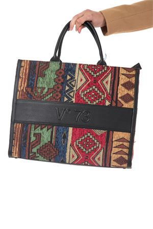 Borsa V-73 v-73 | 31 | 73BS4HR04VNERO/MULTICOLOR
