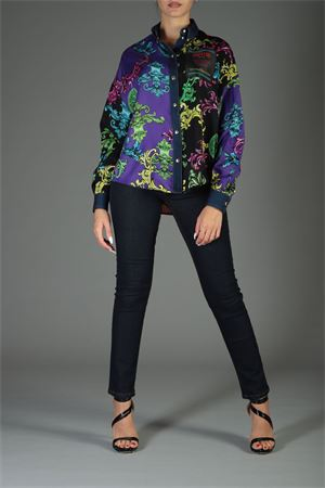Camicia Versace Jeans Couture. Versace Jeans Couture | 30000021 | B0HUB625FANTASIA