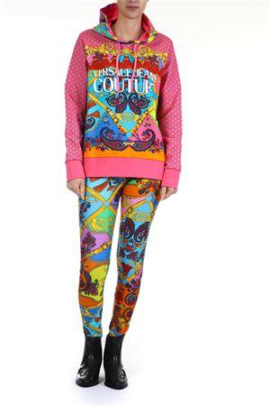 Felpa Versace Jeans Couture. Versace Jeans Couture | 30000051 | B6HZA7PMFANTASIA