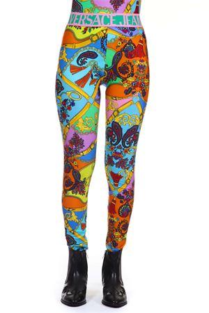 Leggings Versace Jeans Couture. Versace Jeans Couture | 1343926841 | D5HZA161FANTASIA