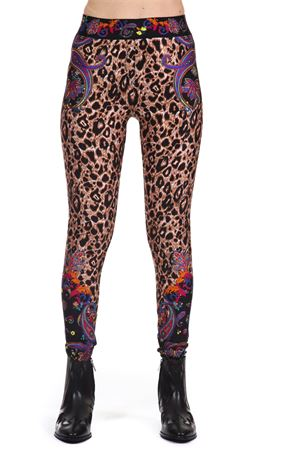 Leggings Versace Jeans Couture. Versace Jeans Couture | 1343926841 | DAHZA166S0856899NERO