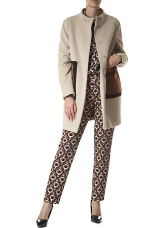 Cappotto 1 One 1 One | 30000060 | W0105BEIGE