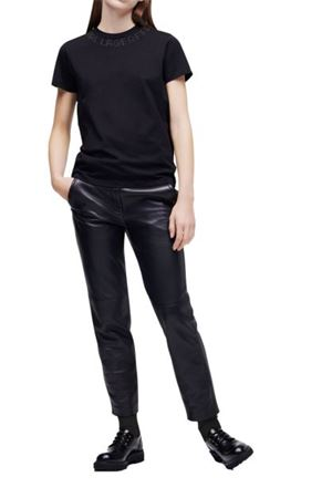 T-Shirt Karl Lagerfeld Karl Lagerfeld | 30000055 | 216W1704NERO