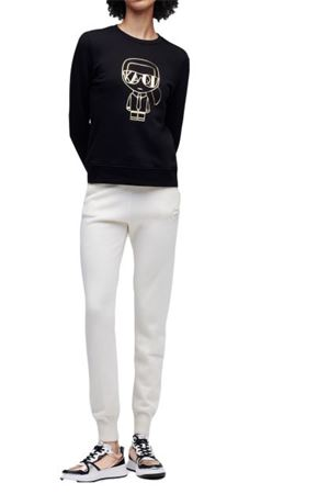 Felpa Deco  Karl Lagerfeld Karl Lagerfeld | 30000051 | 216W1804NERO