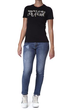 T-Shirt Versace Jeans Couture Versace Jeans Couture | 30000055 | 71HAHT02NERO