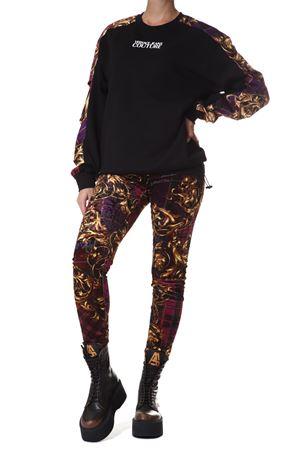 Felpa Versace Jeans Couture Versace Jeans Couture | 30000051 | 71HAI301PRINT HIGHLAND