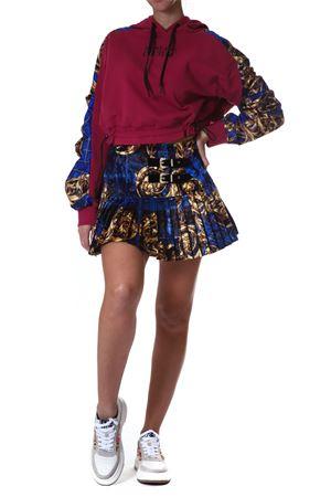 Felpa Versace Jeans Couture Versace Jeans Couture | 30000051 | 71HAI302PRINT HIGHLAND