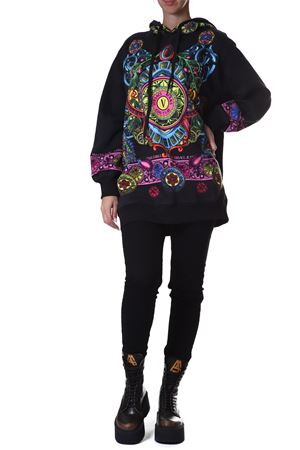 Felpa Versace Jeans Couture Versace Jeans Couture | 30000051 | 71HAI3P1NERO
