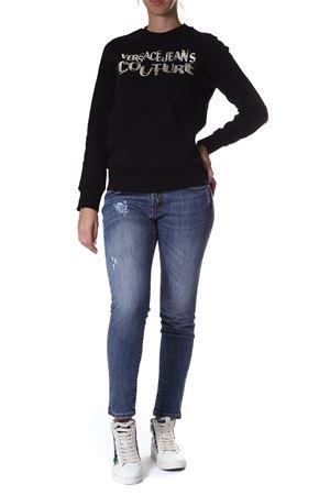 Felpa Versace Jeans Couture Versace Jeans Couture | 30000051 | 71HAIT02NERO