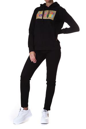 Felpa Versace Jeans Couture Versace Jeans Couture | 30000051 | 71HAIT07NERO