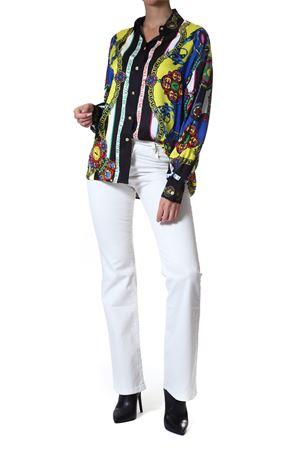 Camicia Versace Jeans Couture Versace Jeans Couture | 30000021 | 71HAL2P1BLUETTE