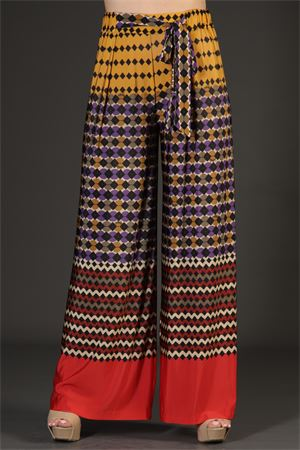 Pantalone Ami Cristinaeffe. Cristinaeffe | 30000048 | AMIIRIS ZAFFERANO