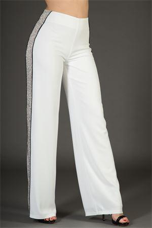 Pantalone Dominica Forever Unique. Forever Unique | 30000048 | DOMINICAWHITE SILVER