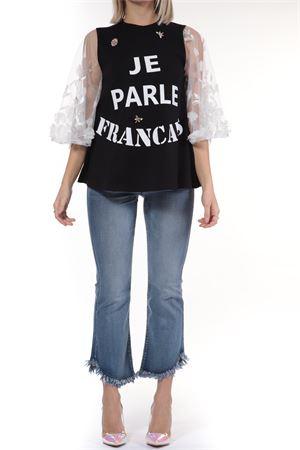 Maglia Francesca Conici. Francesca Conoci | 30000055 | 1666VAR2NERO