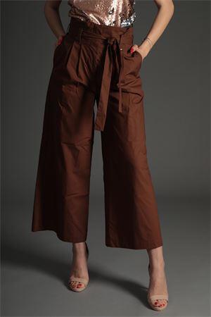 Pantalone Hanny Deep. Hanny Deep   30000048   F333XAIMARISMARRONE