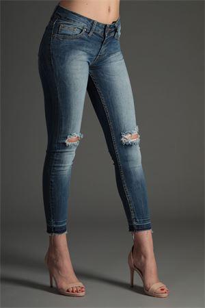 Jeans Hanny Deep. Hanny Deep   24   F651XAIANGSC37DENIM
