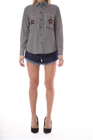 Camicia Le Robe. Le Robe | 30000021 | LR0063RIGA BIANCO