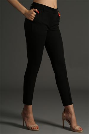 Pantalone The First the first | 30000048 | 001NERO