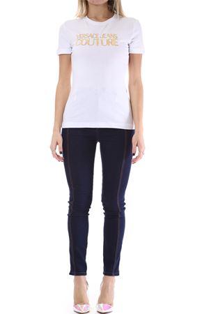 Maglia Versace Jeans Couture. Versace Jeans Couture | 30000055 | B2HVA7E130311K41BIANCO