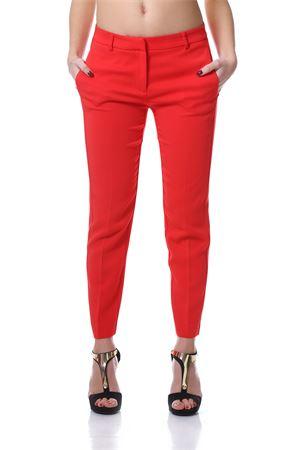 Pantalone sigaretta space style concept | 9 | PA06031MPAPAVERO